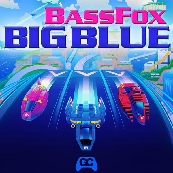 Big Blue – Bass Fox