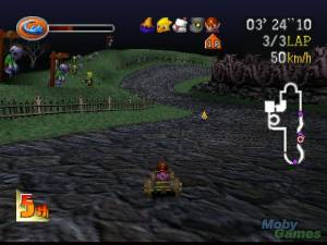 Game Classification Chocobo Racing 1999