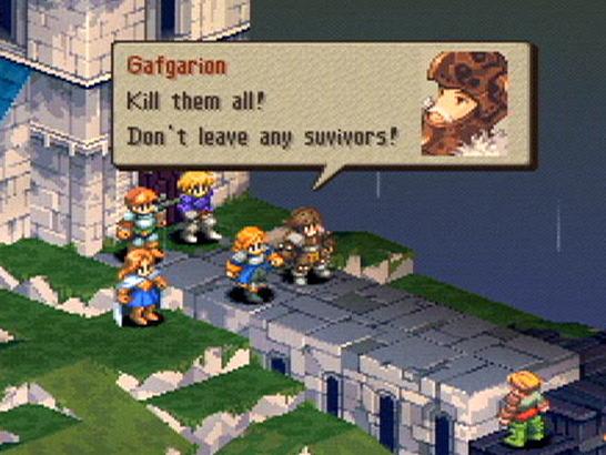 NSFW Final Fantasy Tactics PS1 GameCola