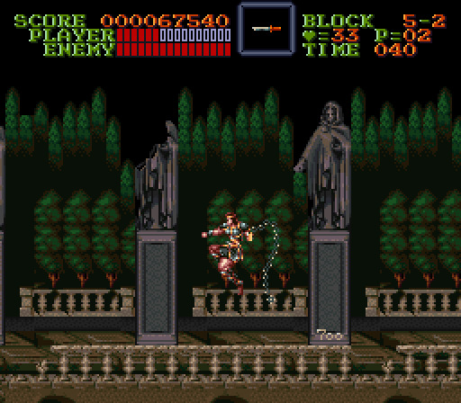 review super castlevania iv game complaint department