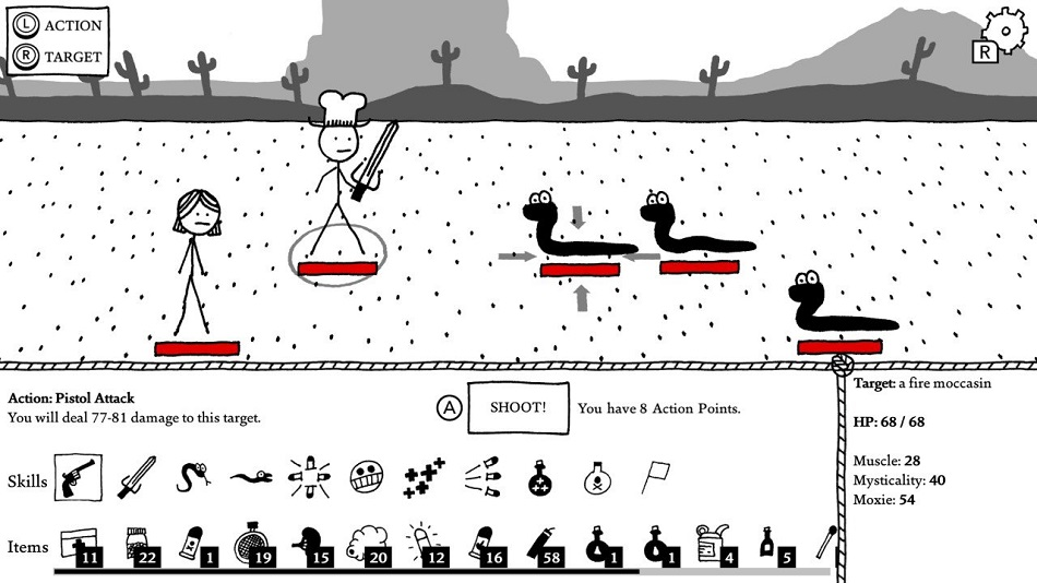 West Of Loathing Review (PC)