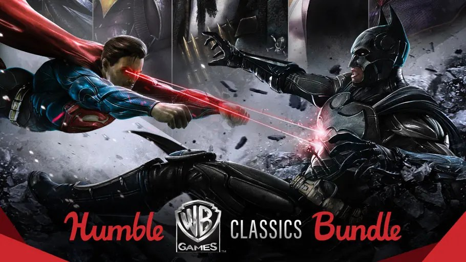 Humble Wb Games Classics Bundle Features Batman Injustice Mad Max And More Game Deals 365
