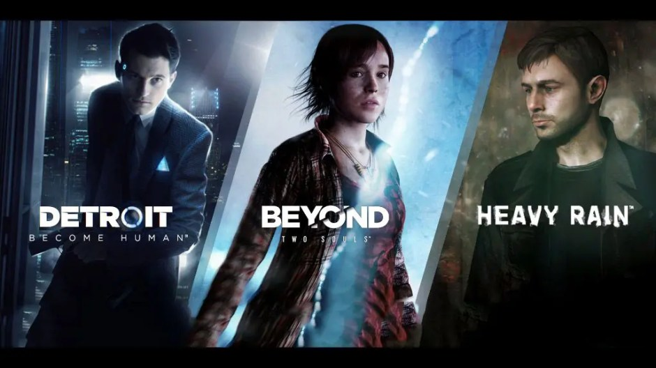 Detroit: Become Human, Heavy Rain, Beyond Two Souls collection on ...