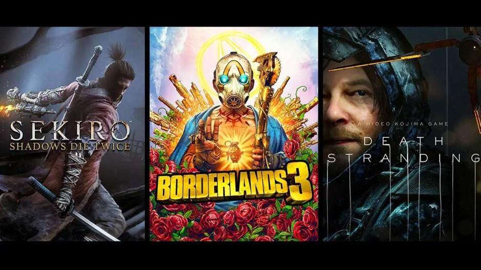 Green Man Gaming Summer Sale: Sekiro, Borderlands 3, Death Stranding