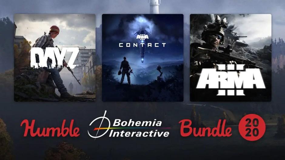Humble Bohemia Interactive Bundle 2020 DayZ, Arma 3