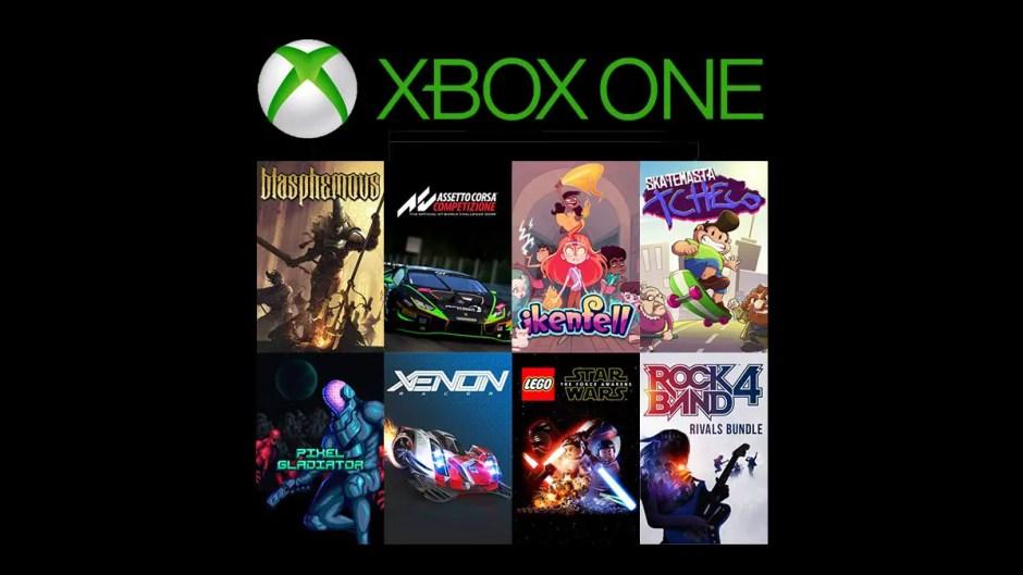 Xbox Digital Deals: Ikenfell, Blasphemous, Pixel Gladiator