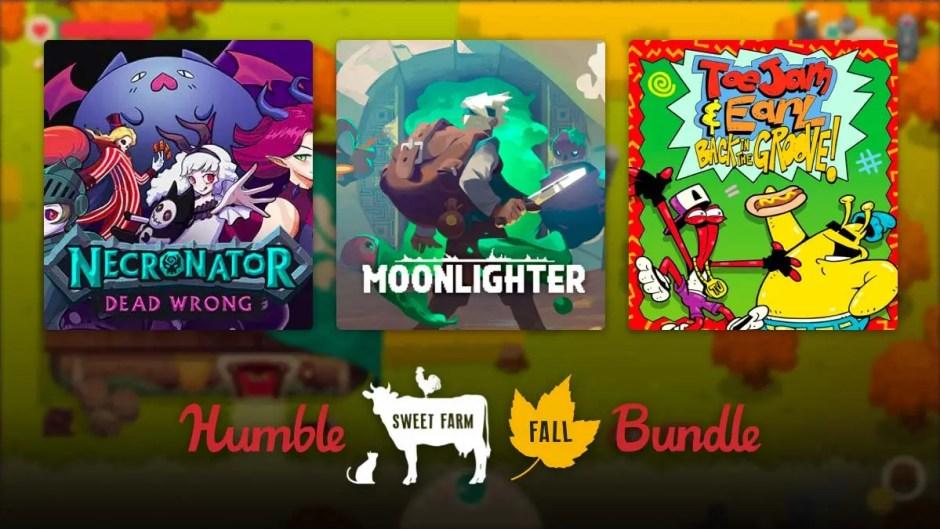 Humble Sweet Farm Fall Bundle Moonlighter