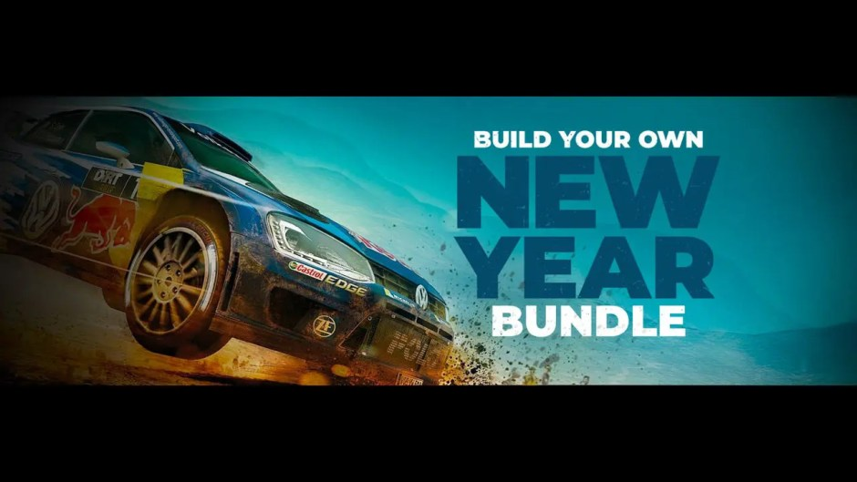 Fanatical Build Your Own New Year Bundle