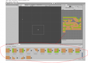 how to build a tilemap unity level