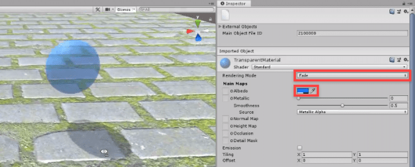 Learn Materials in Unity – GameDev Academy