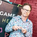 Mike Simpson - Outstanding Contribution - Game Dev Heroes 2018