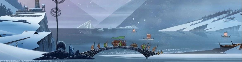 Banner Saga Snow