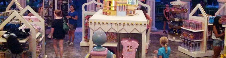 Disneyland Gift Shop