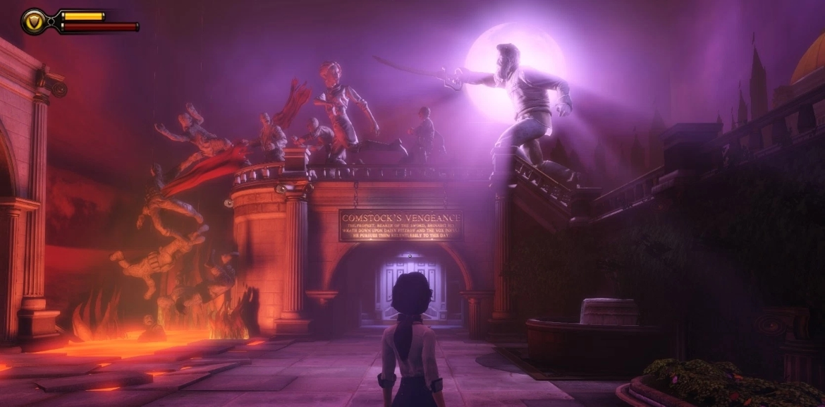 Fav 2013 BioShock Infinite