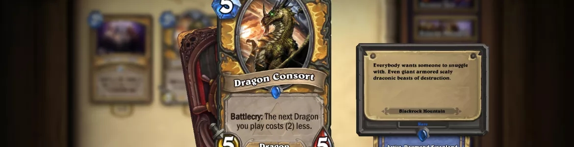 Fav 2014 Dragon Consort