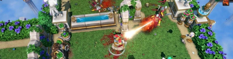 Forced Showdown Laser