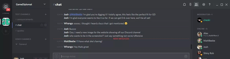 GD Discord