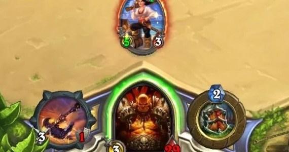 Hearthstone Barbarian Pirate