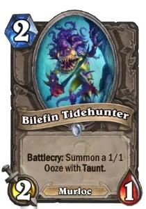 Hearthstone Bilefin Tidehunter