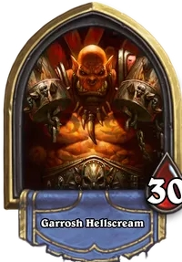 Hearthstone Class Warrior
