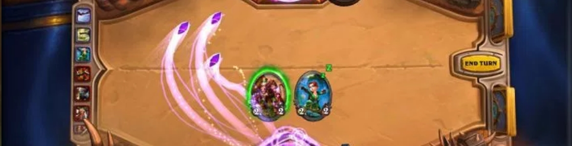 Hearthstone Family Missiles