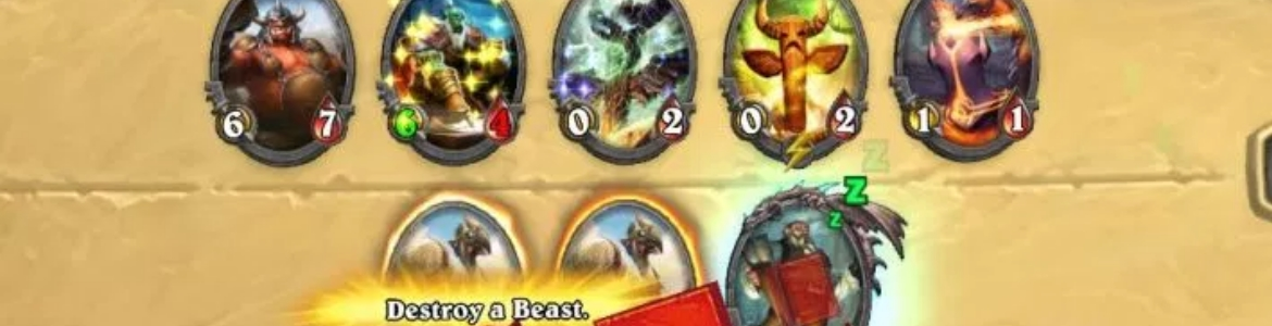 Hearthstone GVG Legendary