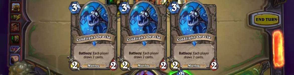 Hearthstone Mill Oracles