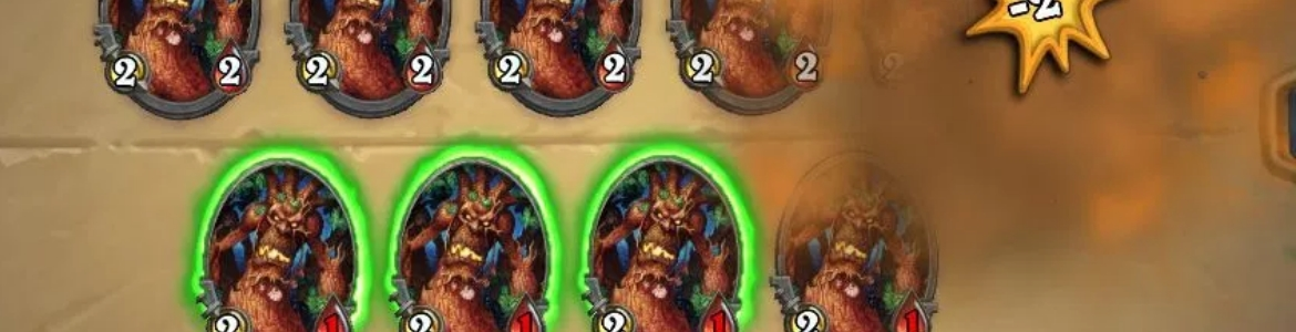 Hearthstone Naxx Treant