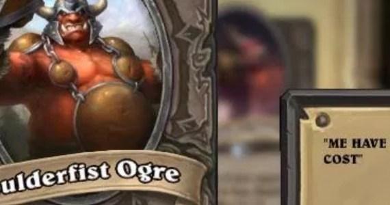 Hearthstone Noob Ogre