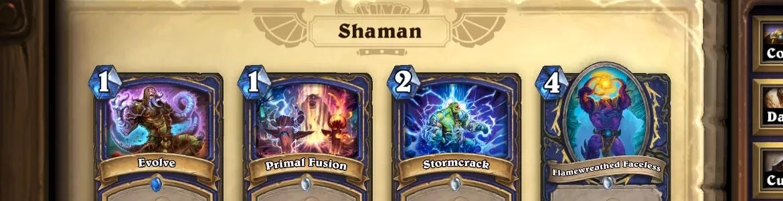 Hearthstone OG Shaman