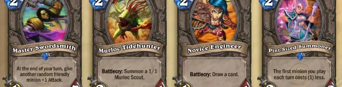 Hearthstone Pick Cards