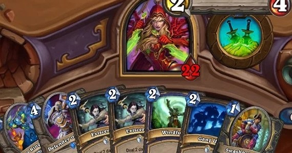 Hearthstone Pickpocket Hand