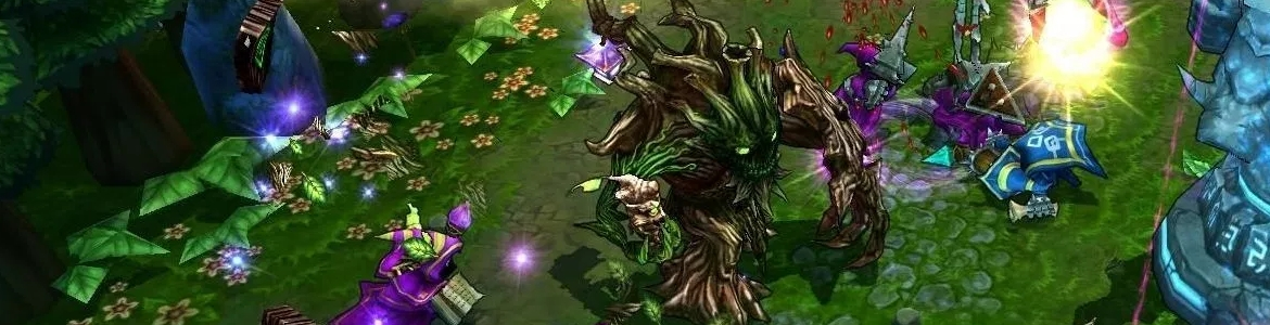LOL Maokai Tower