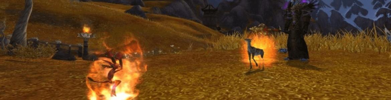 WoW Pet Battle Leech Burn