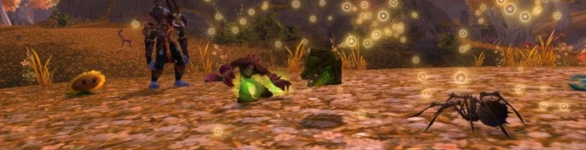 WoW Pet Battle Plant Spores