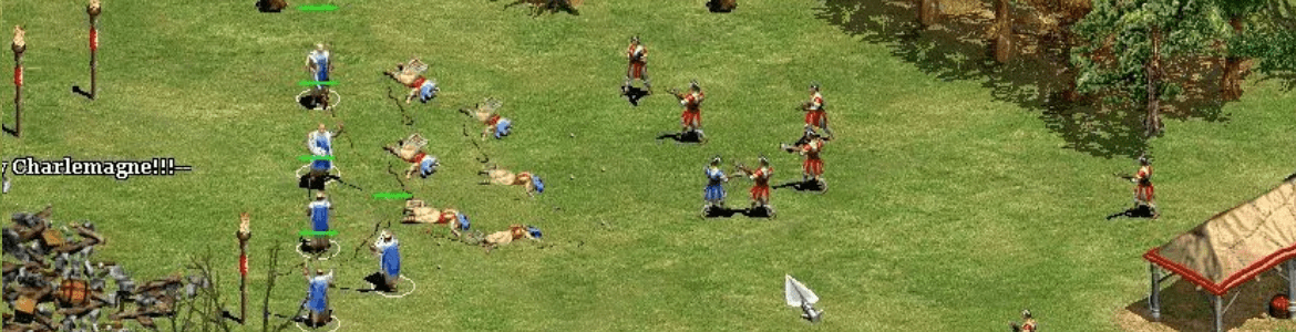 Age of Empires 2 Monks