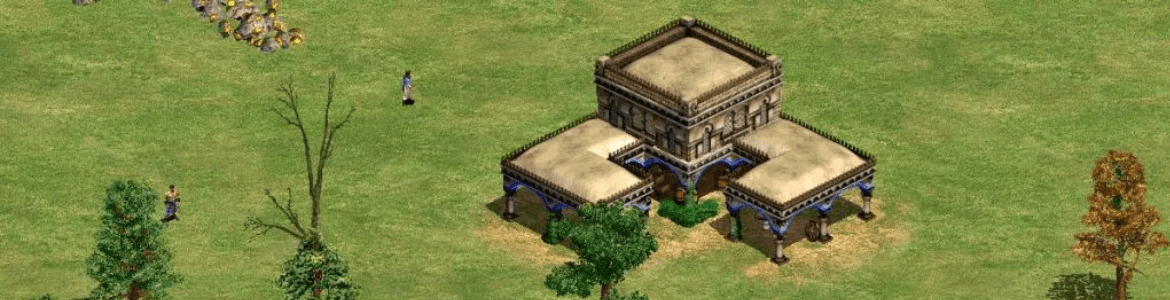 Age of Empires 2 Town Center