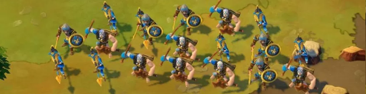 Age of Empires Online Gear Celts