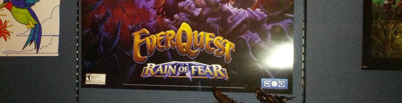 EverQuest Poster Rain of Fear