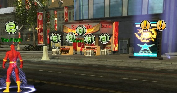 DCUO Central City Flash