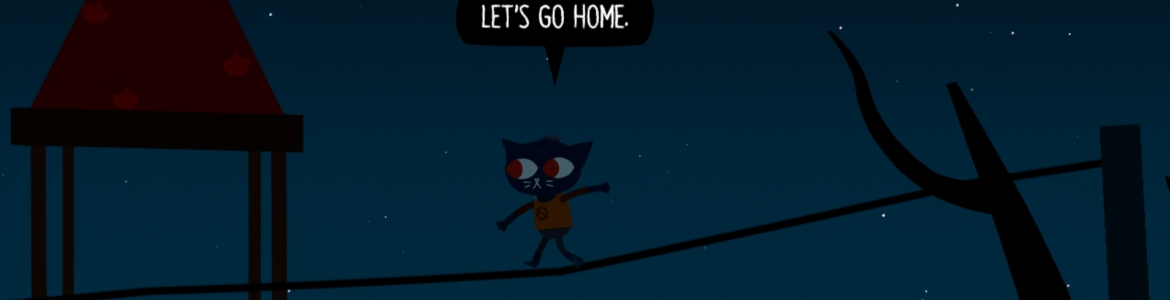 Night in the Woods Rope Walk