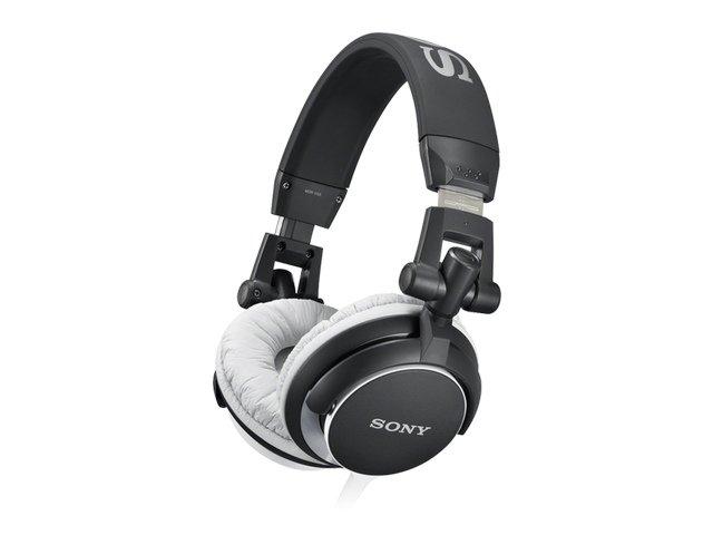 SŁuchawki Nauszne Sony Mdr V55b Czarne Sklep Cena 209