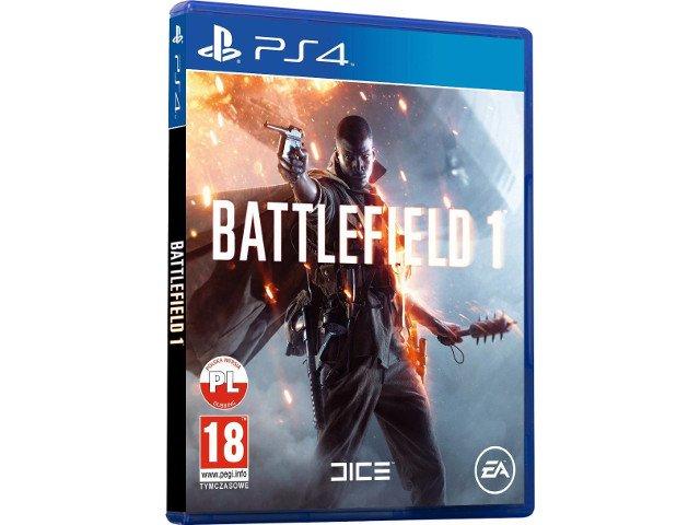 Battlefield 1 Ps4 Gra Używana Sklep Cena 149 00zł