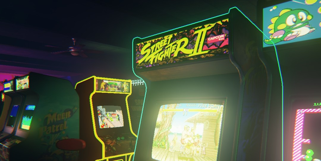 I Just Visited a Virtual Arcade and It Was Amazing