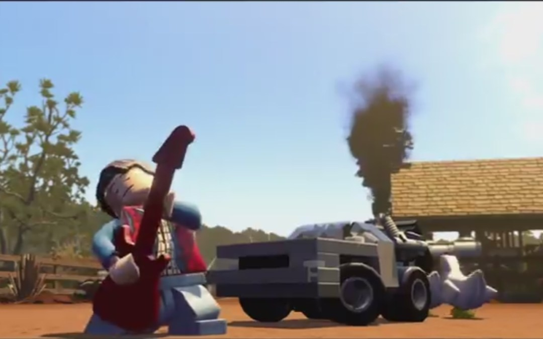 A Lego Back to the Future Game? Maybe, Maybe Not.