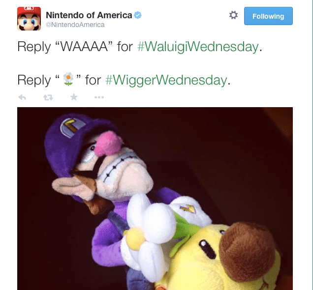 "Nintendo No Longer Wants You to Celebrate ""Wigger Wednesday"""
