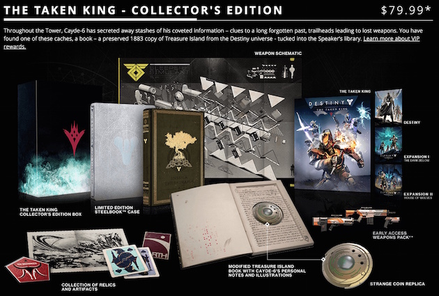 takenkingcollectorsedition