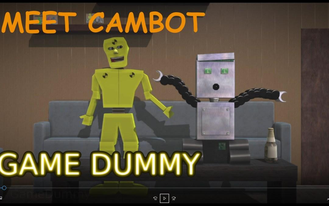 Meet Cambot