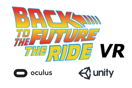 Back to the Future: The Ride VR