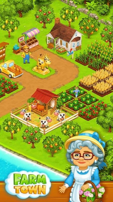 Little Big Farm (APK) - Free Download